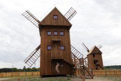 Mühle in Polen Außenansicht