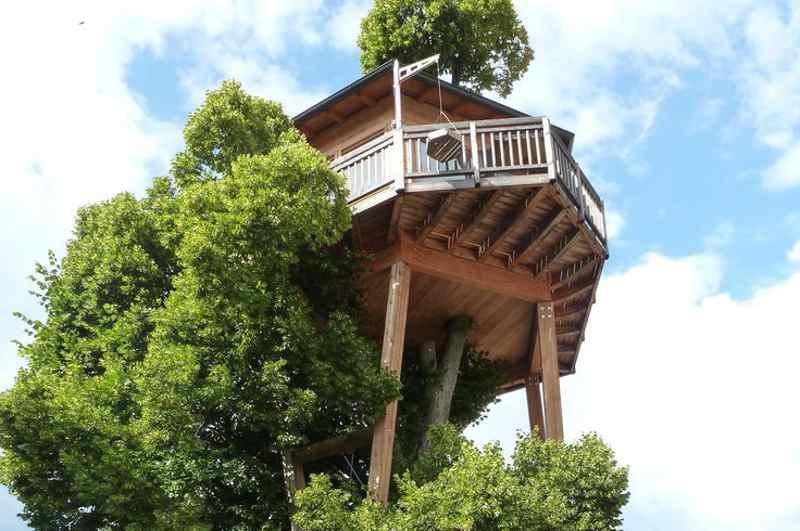 Bottenau Baumhaus