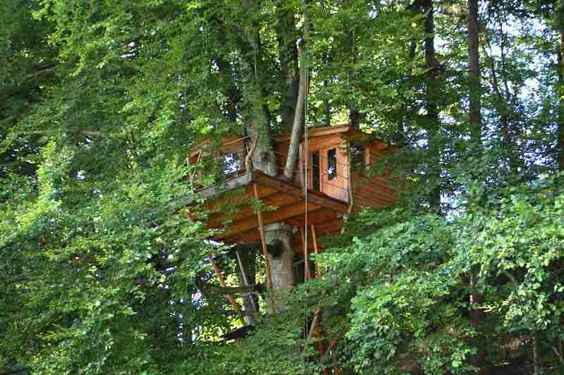 Hangab Baumhaus