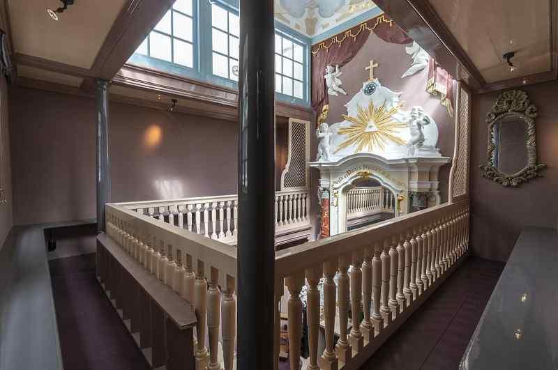 Geheimtipp: Secret Chapel in Amsterdam