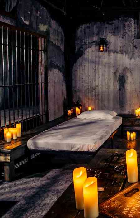 Alcatraz Suite im Dungeon von San Francisco