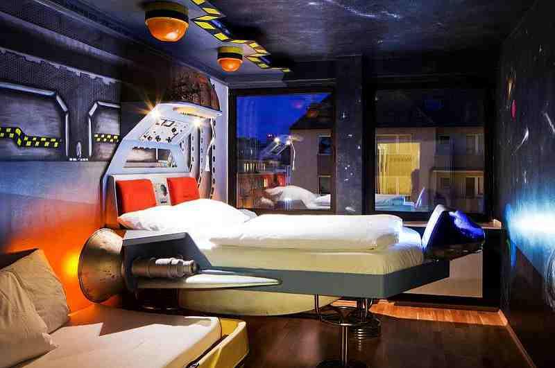 Weltraum-Abenteuer in Köln