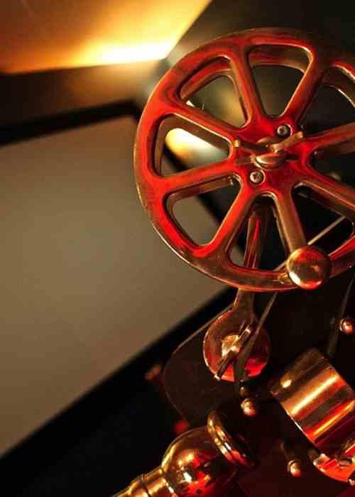 3D-Kino der Domaine Albizia in der Normandie