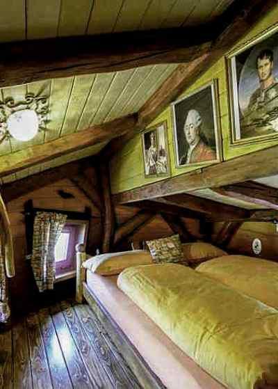 Gruselnacht im Gespenster-Baumhaus der Oase Weil