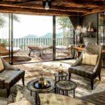 Baumhaushotels in Österreich: luxuriöse Einrichtung im behaglichen Baumhaus des Wanderhotel Gassner