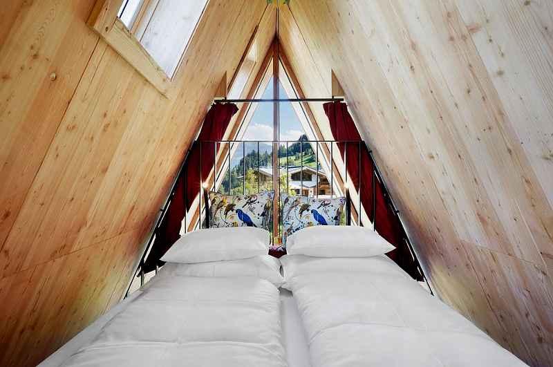 Baumhaushotels in Österreich: Treelofts im HochLeger Chalet-Resort Tirol