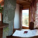 Baumhaushotels in Österreich: Innenansicht Baumhaus Prechtlhof