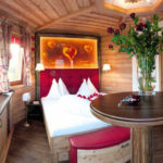 Baumhaushotels in Österreich: Kuschel-Suite im Baumhaus Prechtlhof
