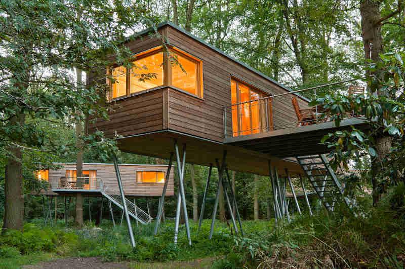 Baumhaus-Resort Baumgeflüster