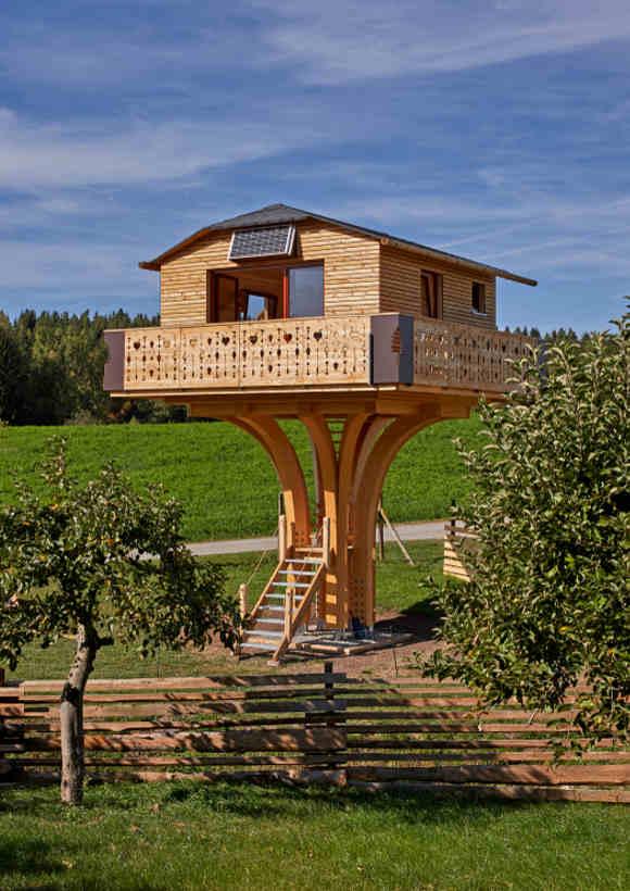 Schwarzwälder Baumhaus