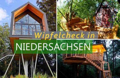 Baumhaushotels Niedersachsen im Wipfelcheck Coverbild