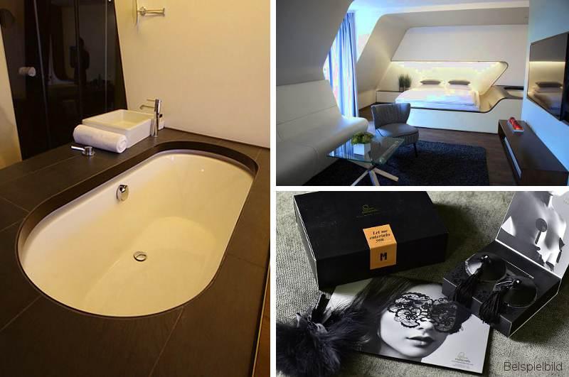 Die schallisolierten Zimmer der Design- und Promiherberge Hotel Q in Berlin sind ideal für eine erotische Auszeit mit dem maßgeschneiderten Package Like Lovers Do