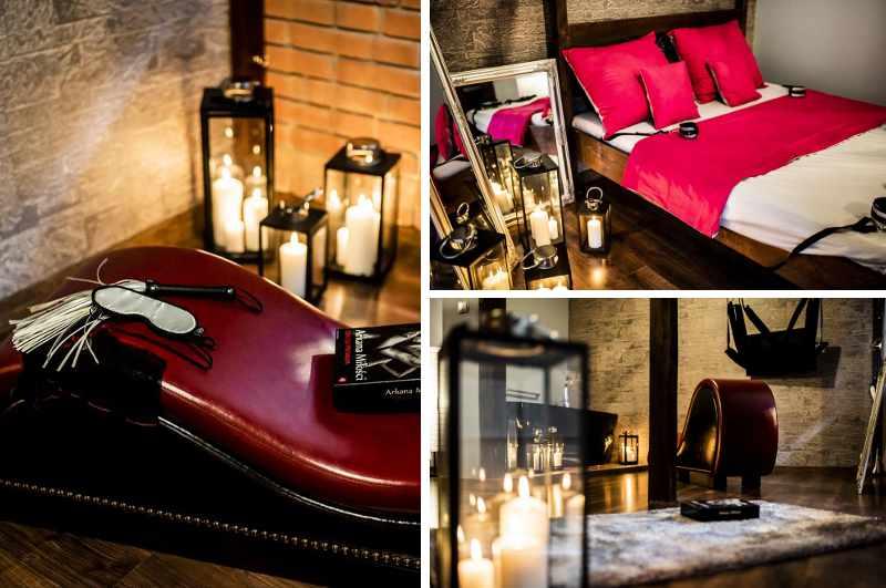 Obwohl Erotikhotels in Polen noch ein Schattendasein fristen, bietet das Make Love Appartment in Torun den perfekten Rahmen für eine Auszeit nach Art von Fifty Shades of Grey