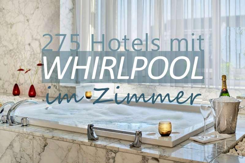 Coverbild 275 Hotelzimmer mit Whirlpool