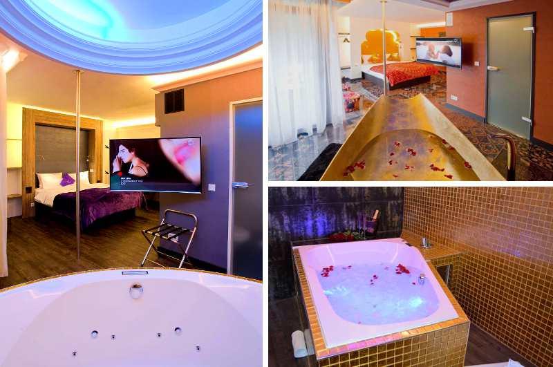 Auch das Stays Design Hotel Dortmund bietet in NRW Hotelzimmer mit Whirlpool in unterschiedlicher Form an