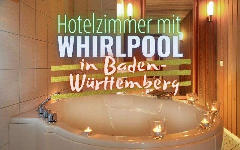 Coverbild Hotelzimmer mit Whirlpool in Baden-Württemberg