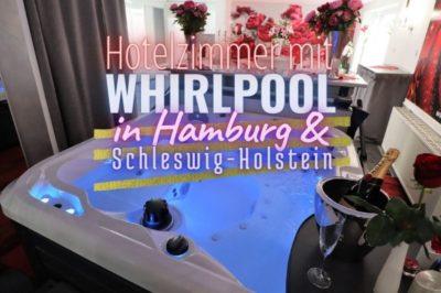 Coverbild Hotelzimmer mit Whirlpool in Hamburg & Schleswig-Holstein