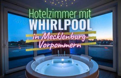 Coverbild Hotelzimmer mit Whirlpool in Mecklenburg-Vorpommern