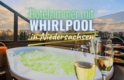 Coverbild Hotelzimmer mit Whirlpool in Niedersachsen
