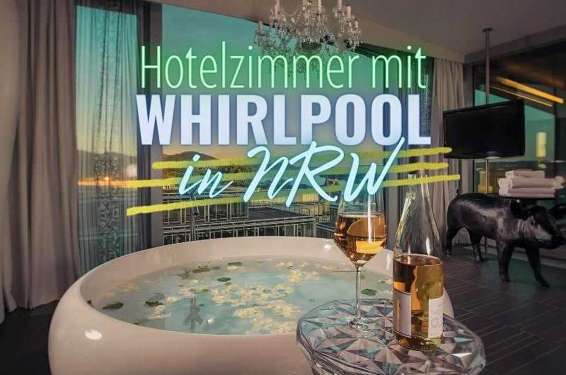 Coverbild Hotelzimmer mit Whirlpool in NRW