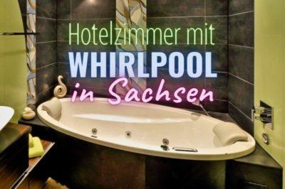 Hotelzimmer mit Whirlpool in Sachsen