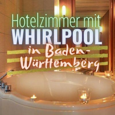 Hotelzimmer mit Whirlpool in Baden-Württemberg